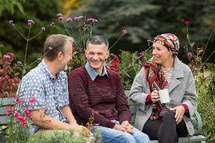 A free event for people living with cancer will be held in Crawley