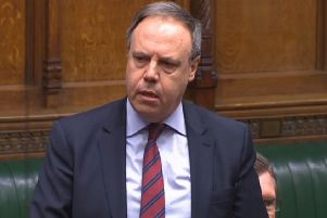 DUP Deputy Leader Nigel Dodds MP