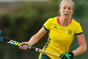 Sarah Hawkshaw' equalised for Ireland.