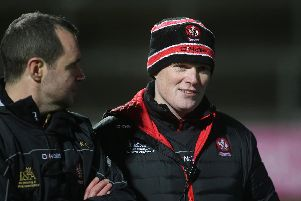 Damian McErlain's Derry made it two Division Four wins from two with a comfortable victory over London at Ballinascreen.