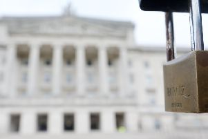 Re-establishing Stormont will certainty require pressure from Dublin, London and Brussels