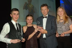Lexi Peters was voted our Junior Sports Personality of the Year for 2017 EMN-190131-164457002