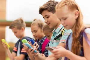There are ways to avoid your children racking up big mobile phone bills.