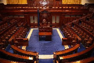 The Dail passed a bill boycotting goods manufactured in the West Bank