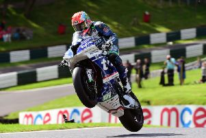 Andy Reid last rode for the Tyco BMW team in the 2017 British Superbike Championship.