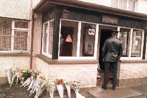UVF gunmen killed six men at the Heights bar in Loughinisland in 1994