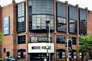 The Movie House is to be replaced by a 250,000sqft Grade A office building