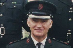 Ex-chief superintendent Ronnie Hawthorne