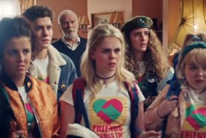 Derry Girls series two is due back on our screens in March.