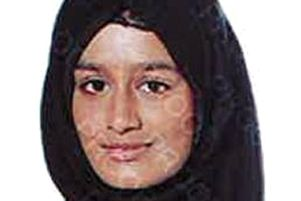 Photo issued by the Metropolitan Police of east London schoolgirl Shamima Begum, who left Britain as a 15-year-old to join the Islamic State group and is now heavily pregnant and wants to come home. (Photo: Metropolitan Police/PA)
