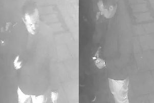Police released CCTV of a man they want to speak to