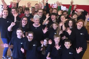 Young Arcadians of Letchworth present The Pirates of Penzance