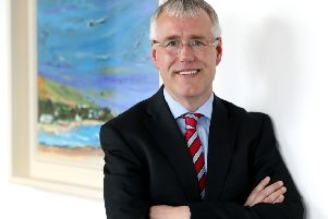Richard Donnan, head of Ulster Bank Northern Ireland