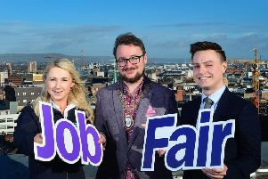 Belfast job fair