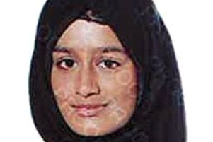 The so-called Jihadi bride, Shamima Begum, who travelled to Syria in 2015 to support Isis. Photo: Metropolitan Police/PA Wire