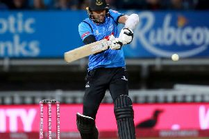 David Wiese / Picture by SNAP - Sussex Cricket