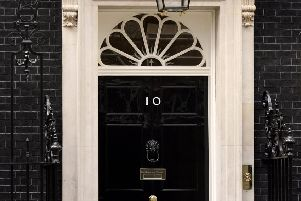 The letter has been sent to the prime minister, at 10 Downing Street. Photo: Yui Mok/PA Wire