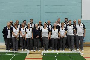 The West Sussex premier team, pictured earlier in the season