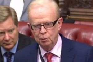 Lord Empey is hoping to buy time for the RHI legislation to be examined by an MPs' committee