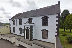 Claudy Orange Hall. Pic by Google