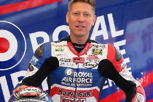 Gary Johnson believes he is in good shape for a hectic 2019 season EMN-191103-111558002