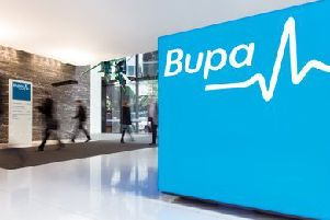 Bupa incurred a �36m loss from the sale of some of its UK care homes