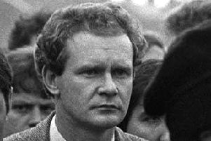 Martin McGuinness. Photo: Pacemaker