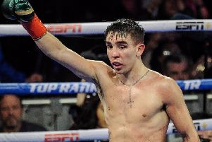 Michael Conlan described himself as a 'full force rebel' in a TV interview