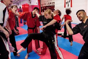 SKF Dojo in action SUS-190319-100107002