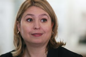Karen Bradley has handed unprecedented power to civil servants