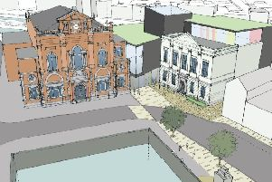Big plans for Newry city centre: Hamilton Architects have been selected as the designers for the city's new theatre/conference facility and civic hub projects