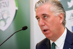 'Journal' columnist, Eddie Mahon doesn't think FAI Chief, John Delaney has done too much wrong.