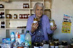 Christine Bates, who is closing Twyford's village shop after running it for 50 years EMN-190504-142056001