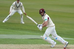 Alex Wakely passed the half-century mark