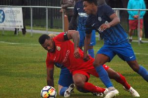 Lutterworth Town beat Melton Town when the sides met back in October