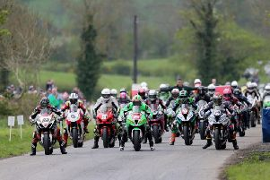 The Tandragee 100 will take place from May 3-4.