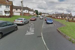 Windmill Avenue in Armagh - Google image