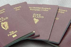The Good Friday Agreement allows NI citizens to hold both British and Irish citizenship