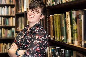 The late Lyra McKee.