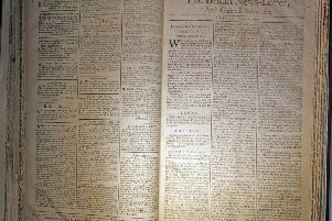 Belfast News Letter of April 13 1739 (April 24 1739)