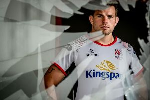 Jordi Murphy was speaking at Kingspan's Ulster Rugby media event in Dublin.'Kingspan delivers high efficiency, low carbon building solutions and is the naming rights partner and front of jersey sponsor of Ulster Rugby