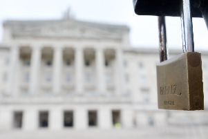 Stormont shut: 'The UK government allows the talking heads of militant republicanism to paralyse democratically installed government'