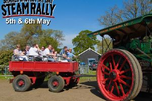 Shane's Castle May Day Steam Rally