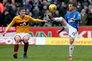 Motherwell's Jake Hastie has signed for Rangers