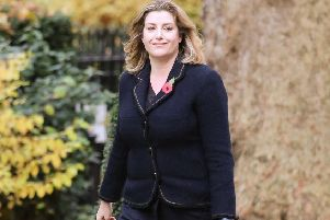 Penny Mordaunt is the new defence secretary
