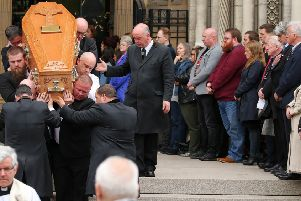 The message from the funeral of Lyra McKee seems to have captured the mood of a large section of the public, particularly those of her generation