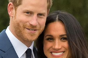 Meghan went into labour this morning, a palace spokesman said