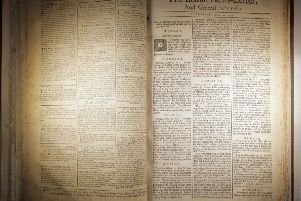 The Belfast News Letter of April 24 1739 (which is May 5 in the modern calendar)