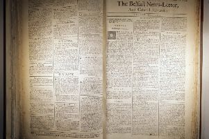 The Belfast News Letter of April 27 1739 (which is May 8 in the modern calendar)