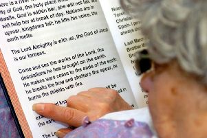The letter-writer voiced caution about using Biblical quotations 'as absolutes for all time'